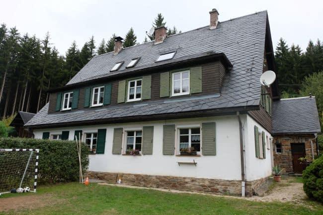 Ferienhaus Bad Elster Ansicht