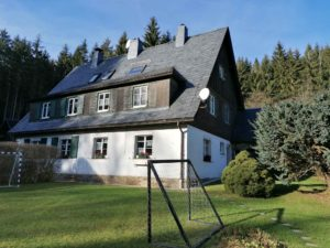 Ansicht Ferienhaus Bad Elster