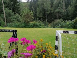 Garten Ferienhaus Bad Elster